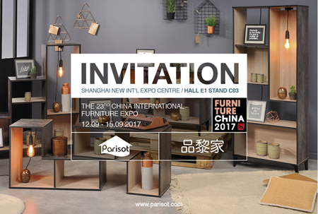 Invitation Salon Shanghai 2017