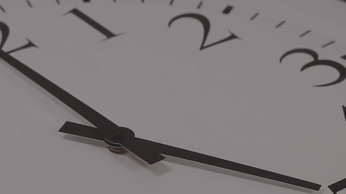 Fond flou Clock